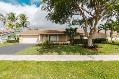4883 Rabbit Hollow Drive, Boca Raton, FL 33487 - #: RX-10501969