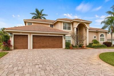 4611 Lotus Way, Boynton Beach, FL 33436 - MLS#: RX-10502002