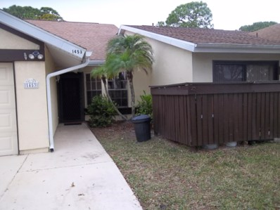 1453 SE Rivergreen Circle, Port Saint Lucie, FL 34952 - #: RX-10502055