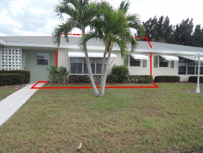 914 Savannas Point Drive UNIT B, Fort Pierce, FL 34982 - #: RX-10502128