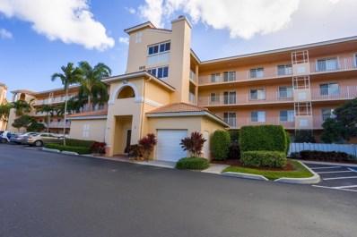 5810 Crystal Shores Drive UNIT 404, Boynton Beach, FL 33437 - #: RX-10502217