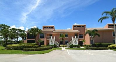 13466 Harbour Ridge Boulevard UNIT 1, Palm City, FL 34990 - MLS#: RX-10502319