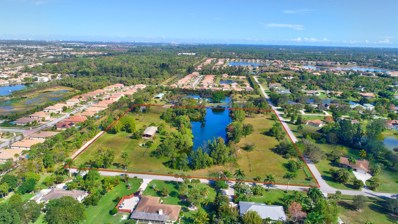 575 Whippoorwill Trail, West Palm Beach, FL 33411 - #: RX-10502341