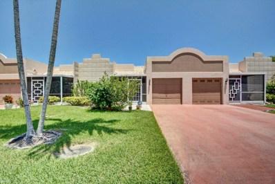 18710 Garbo Terrace Terrace UNIT 6, Boca Raton, FL 33496 - MLS#: RX-10502355