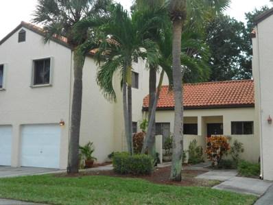 17 Via De Casas Sur UNIT 103, Boynton Beach, FL 33426 - MLS#: RX-10502412
