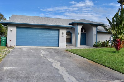 2049 SW Trenton Lane, Port Saint Lucie, FL 34984 - MLS#: RX-10502444
