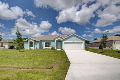 1667 SW Sylvester Lane, Port Saint Lucie, FL 34953 - MLS#: RX-10502477