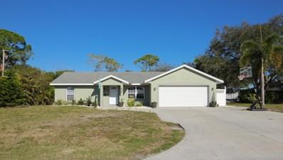606 Gregory Street, Fort Pierce, FL 34982 - MLS#: RX-10502516