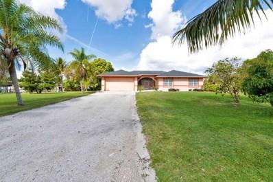 17463 31st Road N, Loxahatchee, FL 33470 - #: RX-10502589