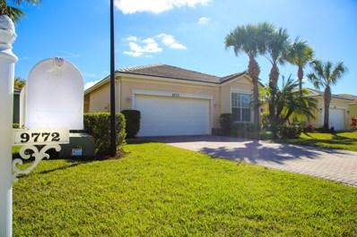 9772 SW Glenbrook Drive, Port Saint Lucie, FL 34953 - MLS#: RX-10502783