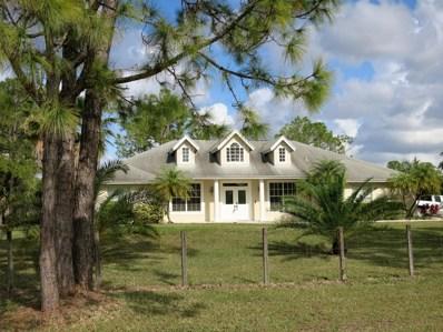 17977 78th Road N, Loxahatchee, FL 33470 - MLS#: RX-10502919