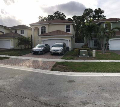 6553 Adriatic Way, West Palm Beach, FL 33413 - MLS#: RX-10502968