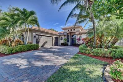 770 Montclaire Court, West Palm Beach, FL 33411 - MLS#: RX-10502996