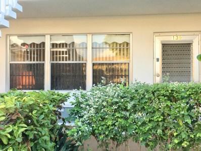 139 Berkshire G, West Palm Beach, FL 33417 - MLS#: RX-10502997