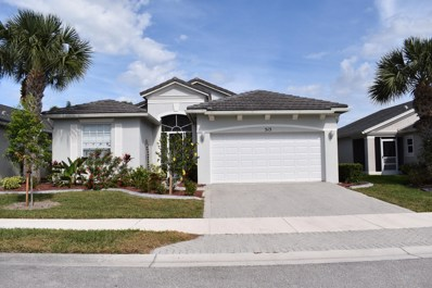 515 SW Indian Key Drive, Port Saint Lucie, FL 34986 - #: RX-10503034