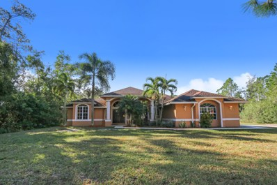 15822 78th Place N, The Acreage, FL 33470 - #: RX-10503108
