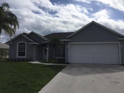 2674 SE Brevard Avenue, Port Saint Lucie, FL 34952 - MLS#: RX-10503145