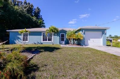 2594 SE Appleby Street, Port Saint Lucie, FL 34984 - MLS#: RX-10503169