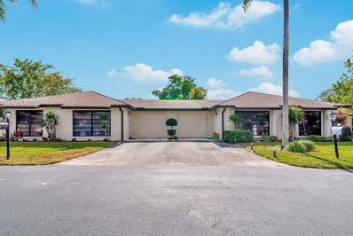 4761 Greentree Crescent UNIT B, Boynton Beach, FL 33436 - MLS#: RX-10503200