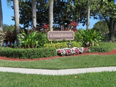 8085 Whispering Palm Drive UNIT A, Boca Raton, FL 33496 - MLS#: RX-10503240