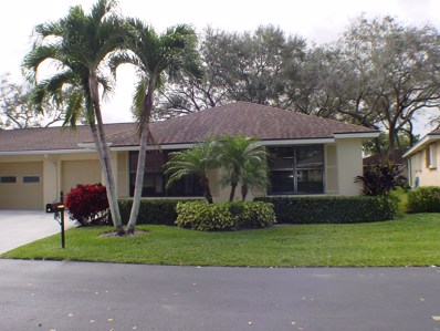 9900 Pecan Tree Drive UNIT B, Boynton Beach, FL 33436 - #: RX-10503393
