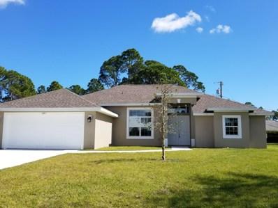 1885 SW Hudson Street, Port Saint Lucie, FL 34953 - MLS#: RX-10503495