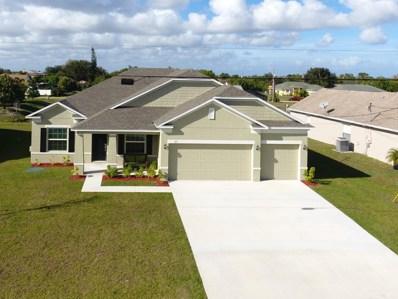 451 SW Feldman Avenue, Port Saint Lucie, FL 34953 - MLS#: RX-10503622