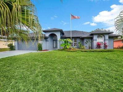 2786 SE Clareton Terrace, Port Saint Lucie, FL 34952 - #: RX-10503655