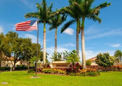 602 Pinecrest Circle UNIT E, Jupiter, FL 33458 - MLS#: RX-10503674