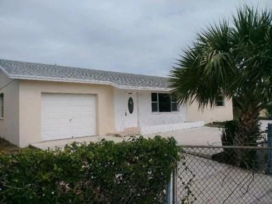 1480 W 32nd Street, Riviera Beach, FL 33404 - MLS#: RX-10503828