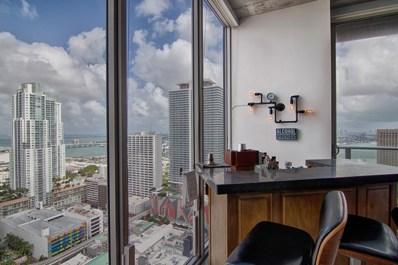 151 SE 1st Street UNIT 3302, Miami, FL 33131 - #: RX-10503864