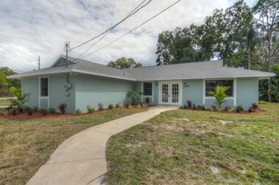 5400 Palmetto Drive, Fort Pierce, FL 34982 - MLS#: RX-10503910