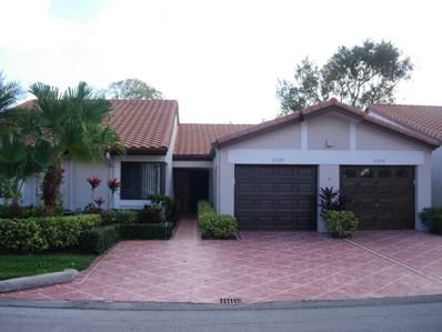 6324 Kings Gate Circle, Delray Beach, FL 33484 - #: RX-10504018