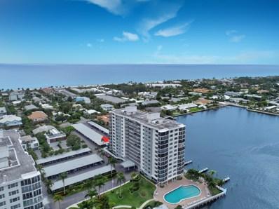 220 MacFarlane Drive UNIT S-405, Delray Beach, FL 33483 - #: RX-10504035
