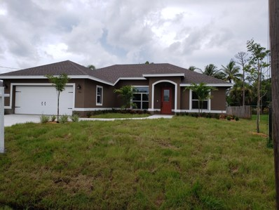 702 SE Damask Avenue, Port Saint Lucie, FL 34983 - #: RX-10504039