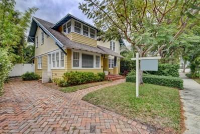 318 Croton Way, West Palm Beach, FL 33401 - MLS#: RX-10504086
