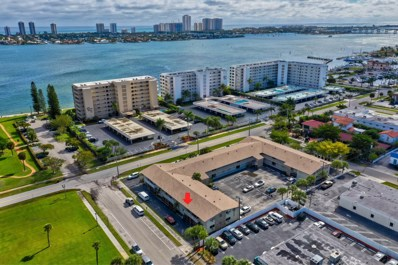 510 Lake Shore Drive UNIT 5, Lake Park, FL 33403 - MLS#: RX-10504209