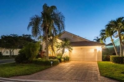 1007 Diamond Head Way, Palm Beach Gardens, FL 33418 - MLS#: RX-10504246