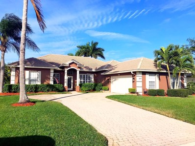 440 NW Canterbury Court, Port Saint Lucie, FL 34983 - MLS#: RX-10504297