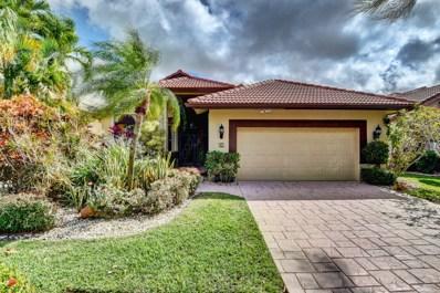 6100 Terra Mere Circle, Boynton Beach, FL 33437 - MLS#: RX-10504382