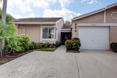 8276 Summerbreeze Lane UNIT C, Boca Raton, FL 33496 - #: RX-10504402