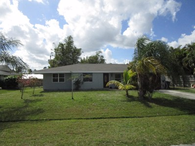 2314 SE Holland Street, Port Saint Lucie, FL 34952 - #: RX-10504406