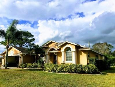 189 SW Fairway Avenue, Port Saint Lucie, FL 34983 - MLS#: RX-10504661