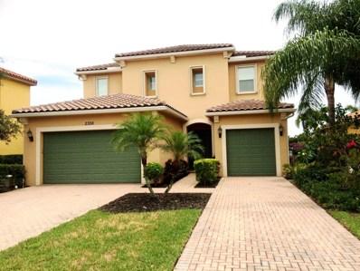2306 Bellarosa Circle, Royal Palm Beach, FL 33411 - #: RX-10504747