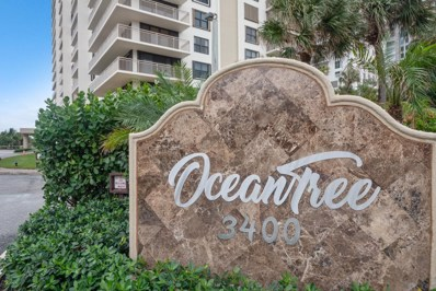 3400 N Ocean Drive UNIT 603, Riviera Beach, FL 33404 - MLS#: RX-10504773