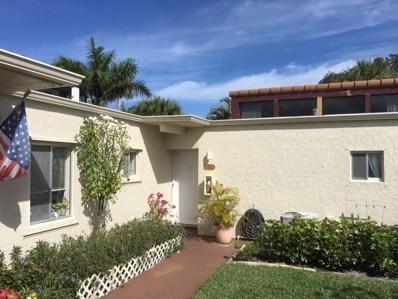 2541 Boundbrook Boulevard UNIT 115, Palm Springs, FL 33406 - MLS#: RX-10504813