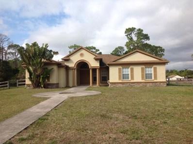 7887 140th Avenue N, West Palm Beach, FL 33412 - MLS#: RX-10504904