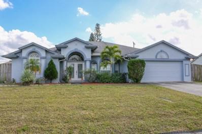 522 SW Lawler Avenue, Port Saint Lucie, FL 34953 - MLS#: RX-10504949