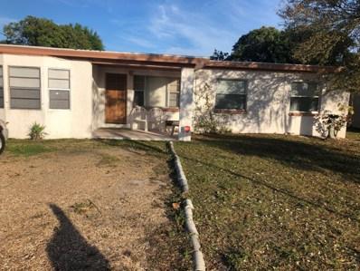 1706 N 14th Street, Fort Pierce, FL 34950 - #: RX-10505009