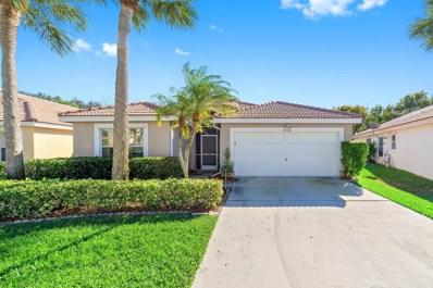 8148 Mystic Harbor Circle, Boynton Beach, FL 33436 - #: RX-10505055